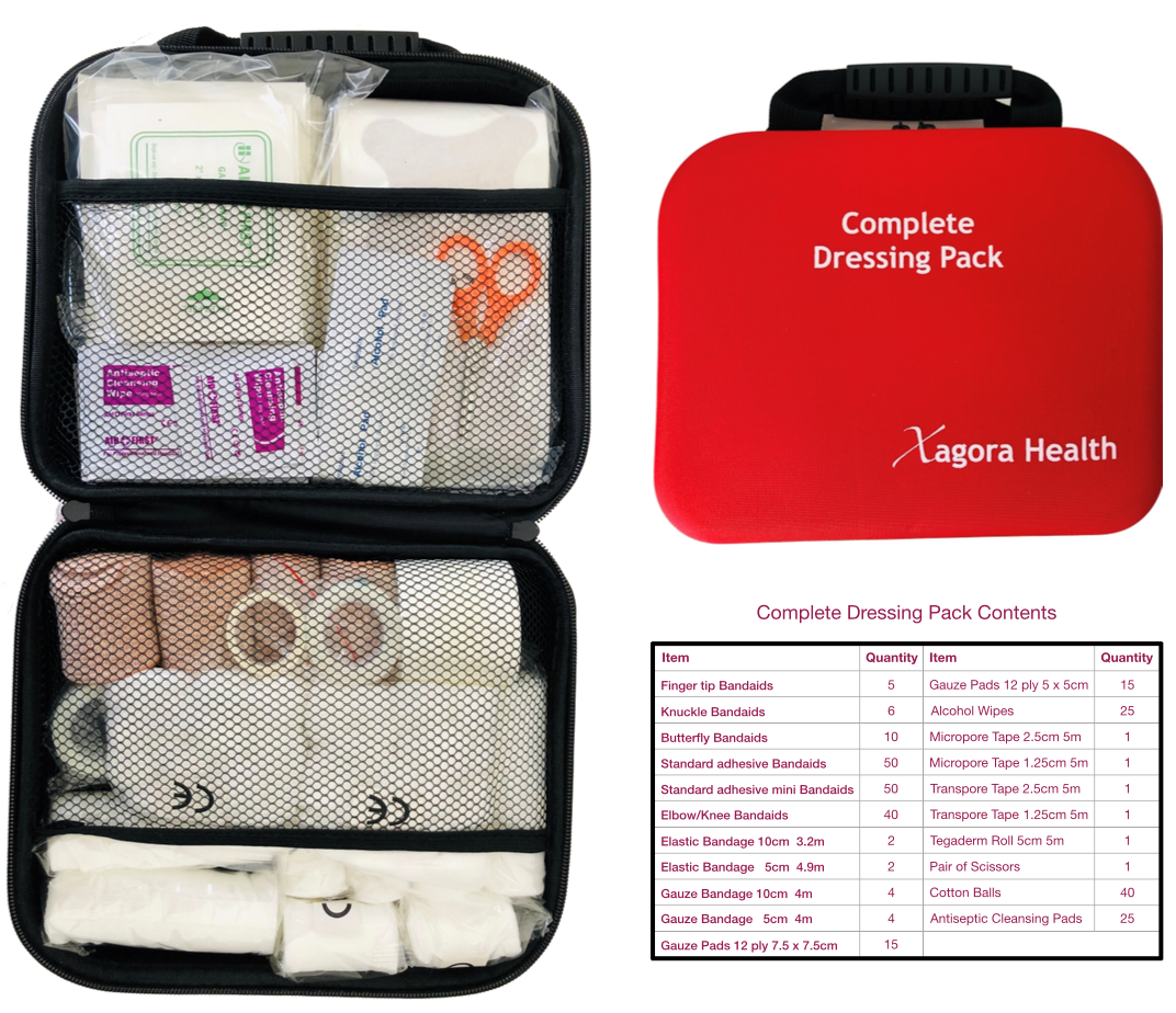 Picture of First Aid Home Medical Kit